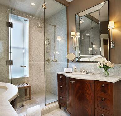 Baños Modernos: armarios cuarto de baño