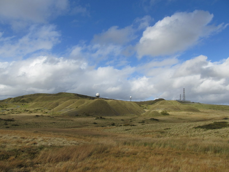 Uk Wanderings Titterstone Clee Hill