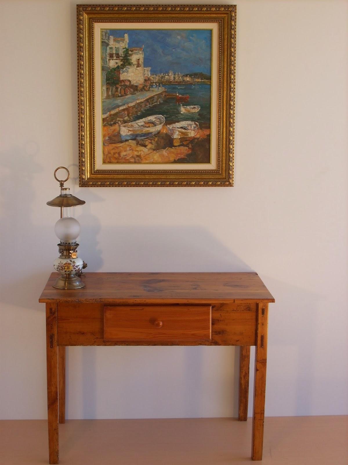 Venta De Muebles Restaurados : Venta de muebles antiguos restaurados naturmoble mesa