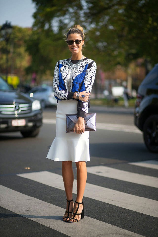 Beautyfashion Paris Ready To Wear Spring Summer 2015 Chic Street Style