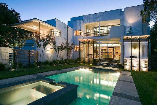 Luxury Modern American House Exterior Design Modern Architecture And Design Houses Modern Architecture Home