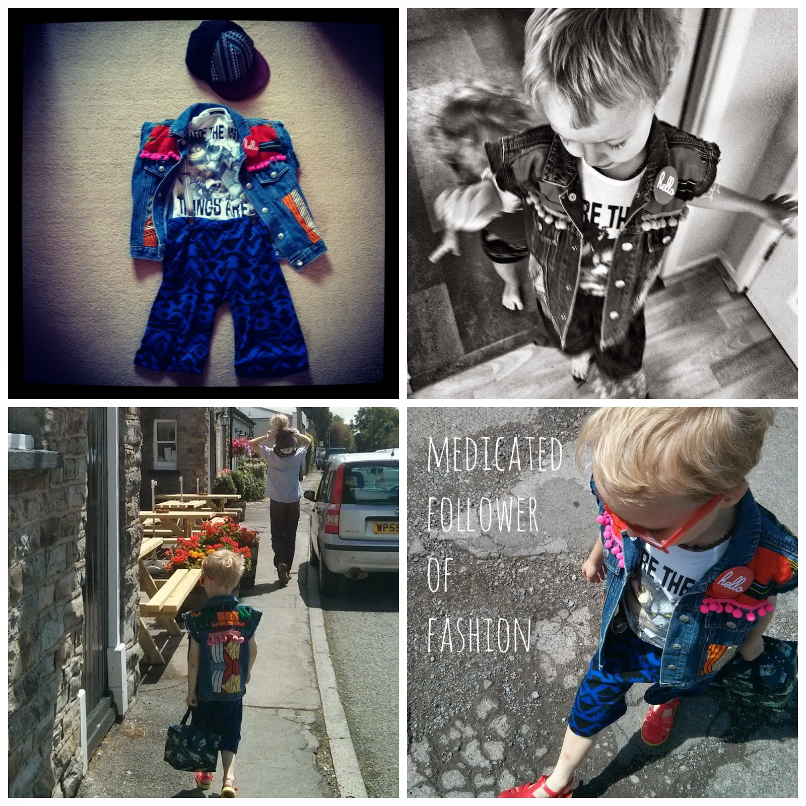 Mini Magpie Kids, cool kids clothes, awesome outfit
