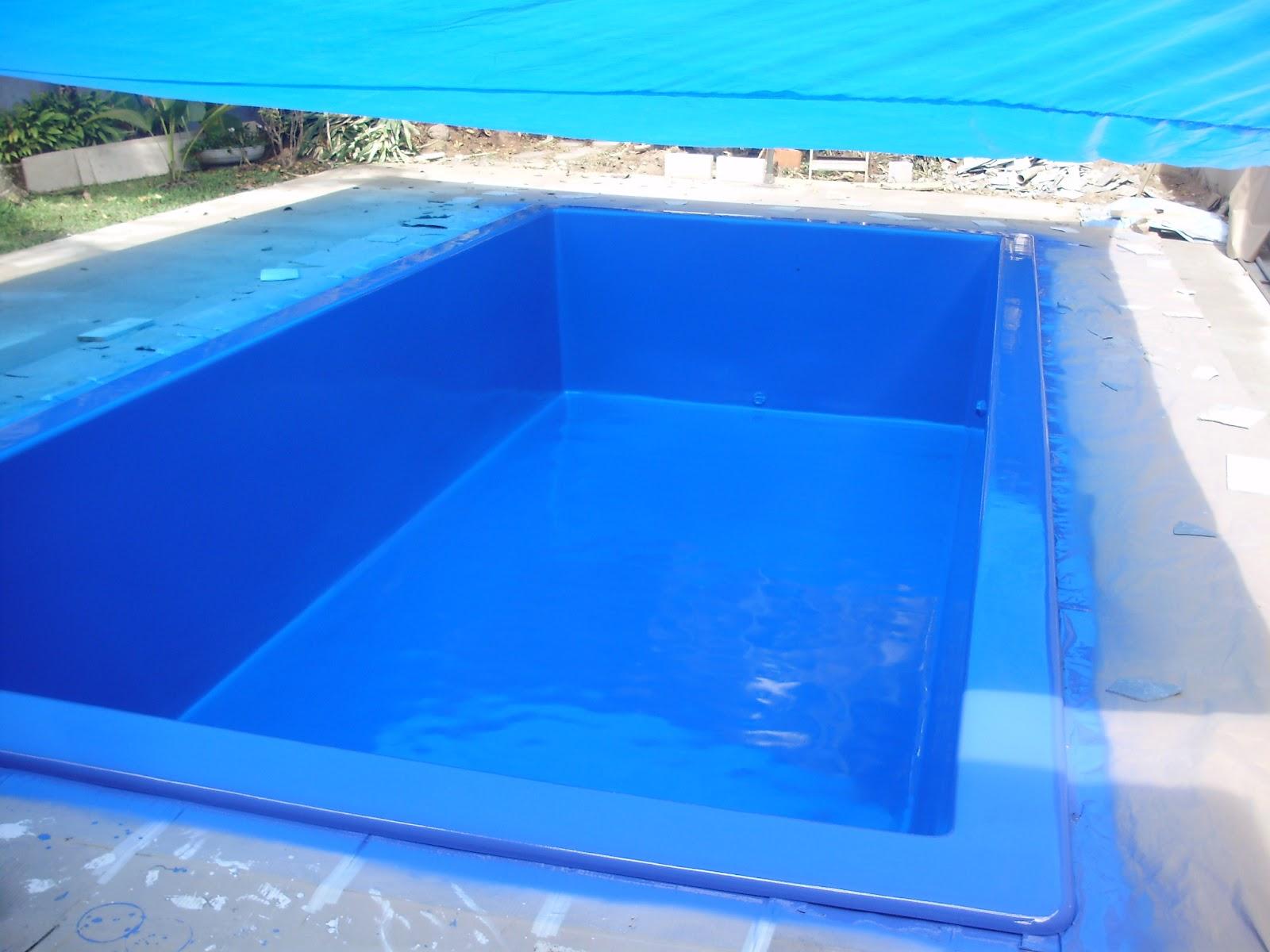 Cooper fibra banheiras pintura de piscina de fibra em - Pintura de piscina ...