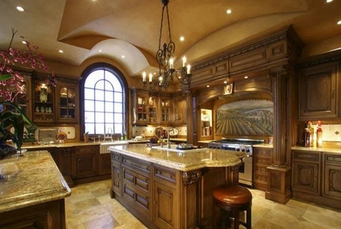 Фото отделка интерьера кухни столовой