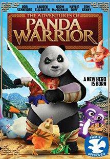 Chiến Binh Gấu Trúc - The Adventures of Panda Warrior