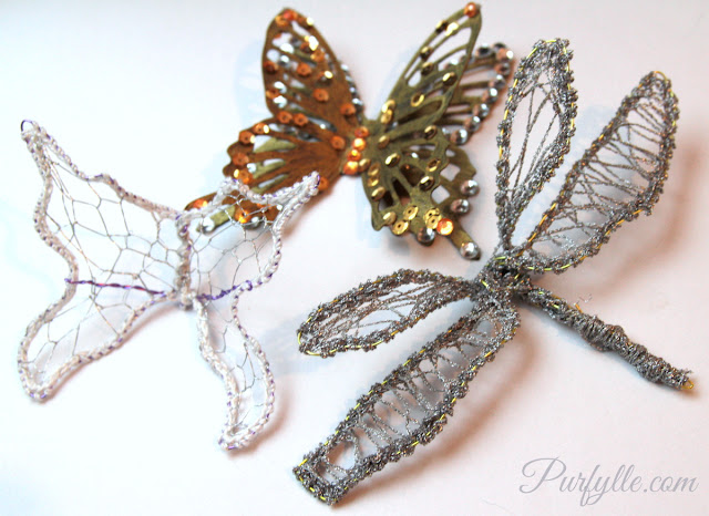 How to make little fairy wings