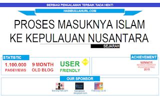 Proses Masuknya Islam ke Kepulauan Nusantara