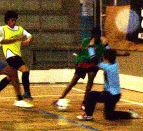 TORNEIO PRIMAVERA 2011 - INICIADOS