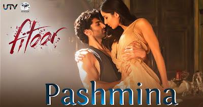 pashmina lyrics video