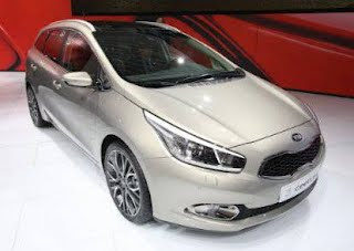 Photo New 2012 Kia Cee'd SW release date canada UK Australia review 2013 Kia Cee'd SW