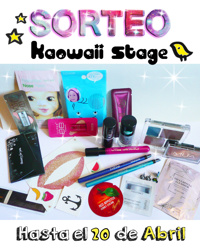 Sorteo Kaowaii Stage