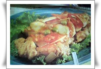 Omelet Seafood Istimewa