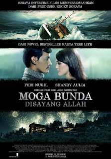 Film Moga Bunda Disayang Allah (2013) di Bioskop Blok M Square Jakarta