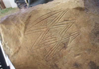 5,000-year-old art found in Orkney dig