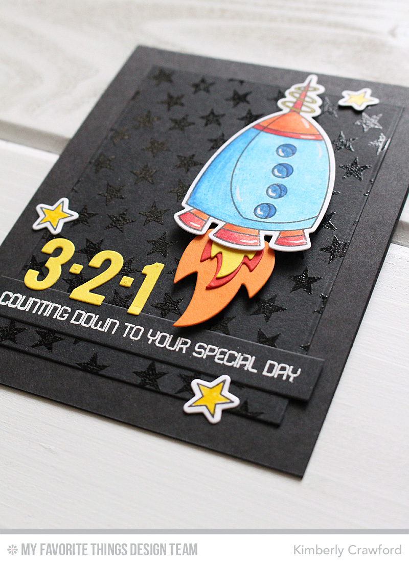 For the Love of Paper 2 spacethemed birthday cards for boys – Themed Birthday Cards