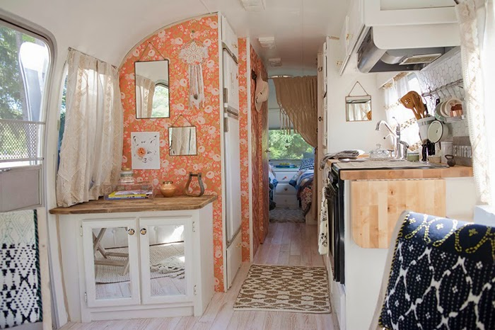 airstream, vintage, shabby chic, anthropology