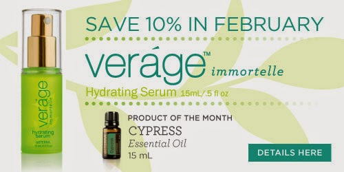This Month's doTERRA EO Special!