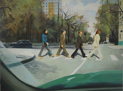 Dubossarsky&Vinogradov - I Saw the Beatles 1, 2010