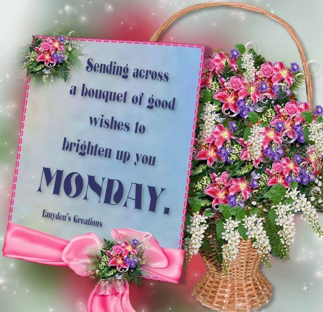 good wishes monday