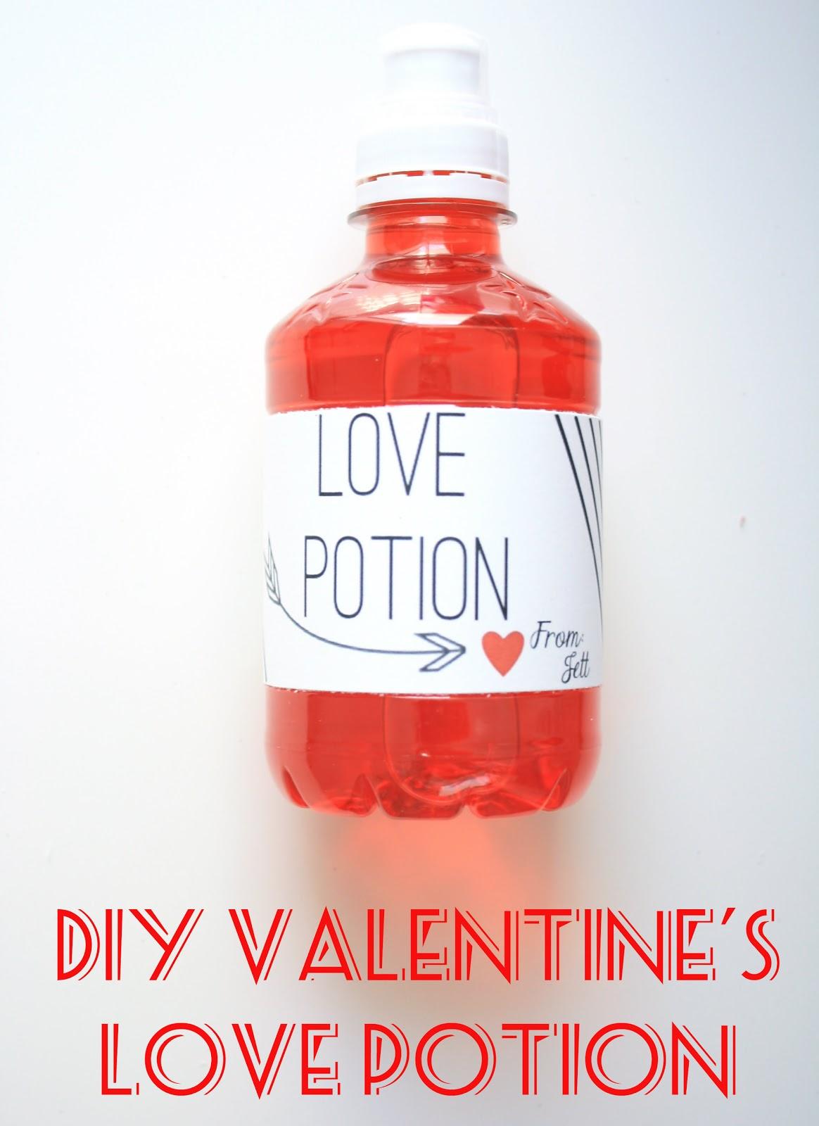 Love Potion Bottle