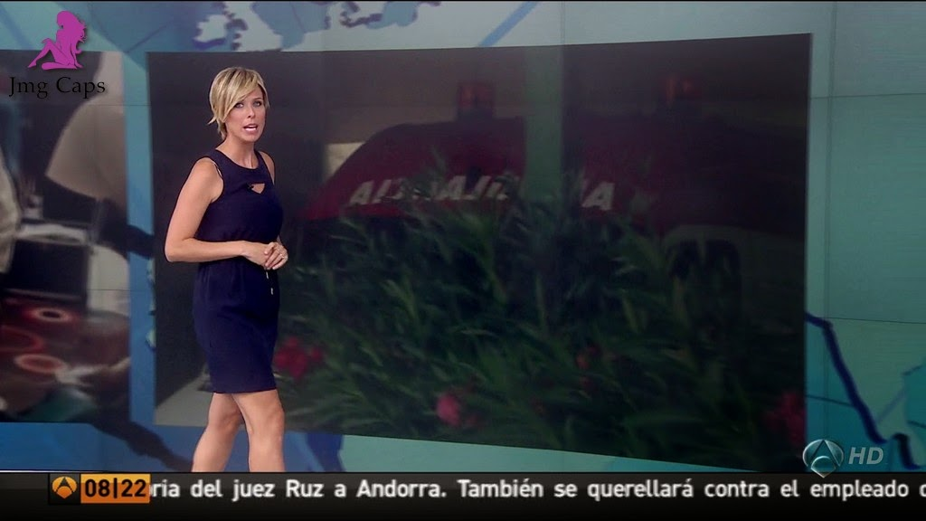 MARIA JOSE SAEZ, LAS NOTICIAS DE LA MAÑANA (19.08.14)