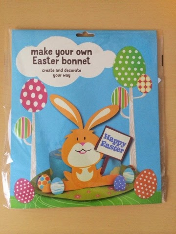 Easter with asda mummy be beautiful my son had the most amazing time making this cool easter bonnet from asda we followed the simple instructions and in no time we had made this stunning negle Image collections