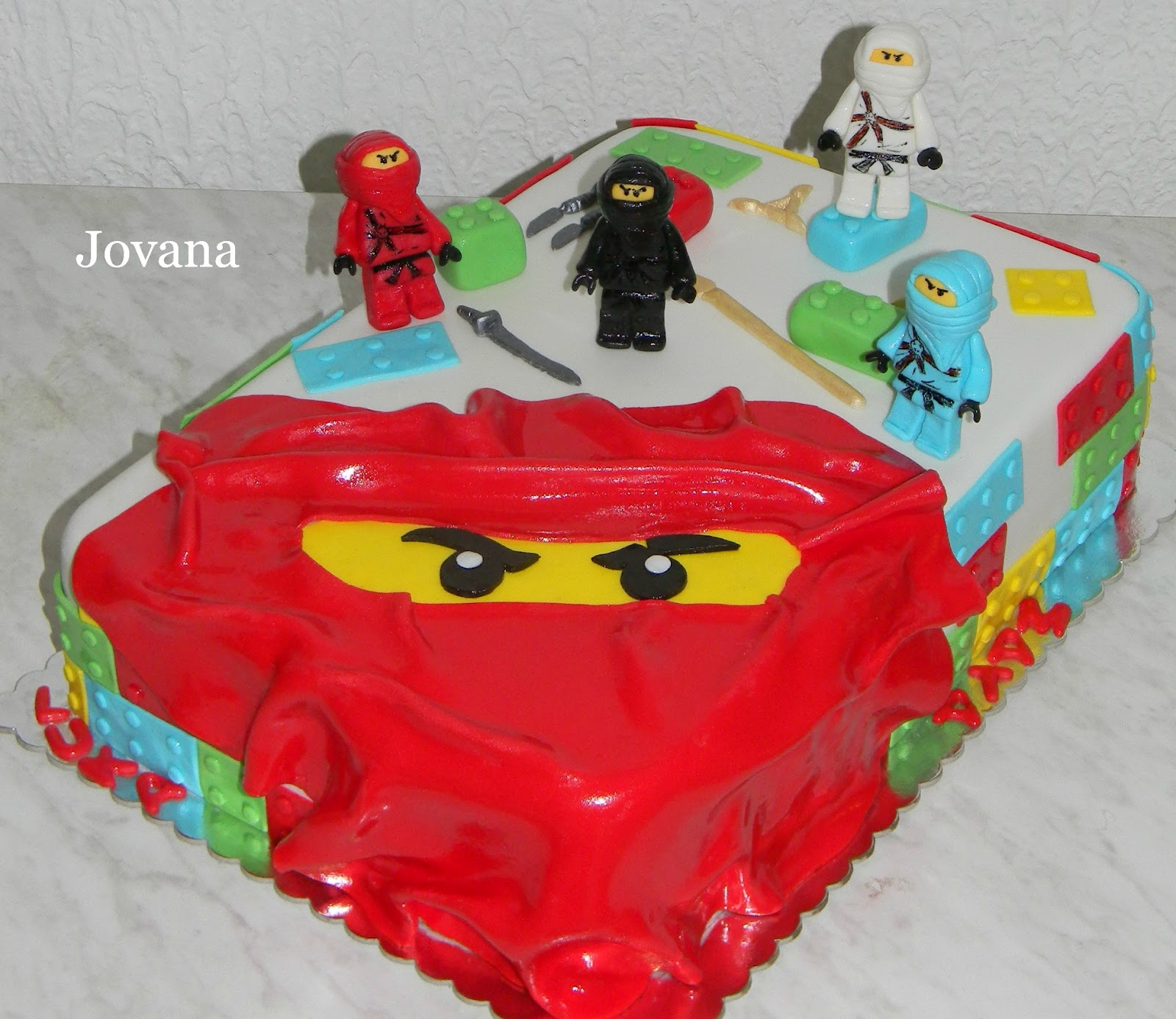 Ninjago Cake Ajilbabcom Cake Ideas and Designs