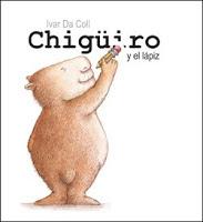 CHIGUIRO Y EL LÁPIZ