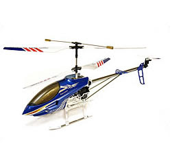blue thunder rc helicopter image
