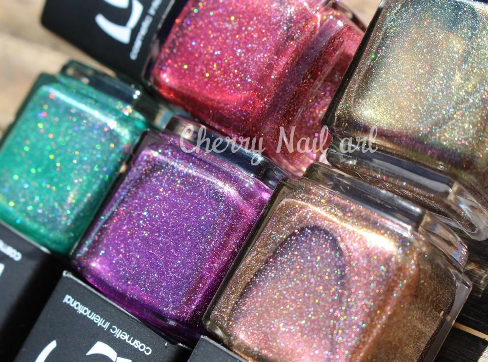 lm cosmetic collection envoutement galactique