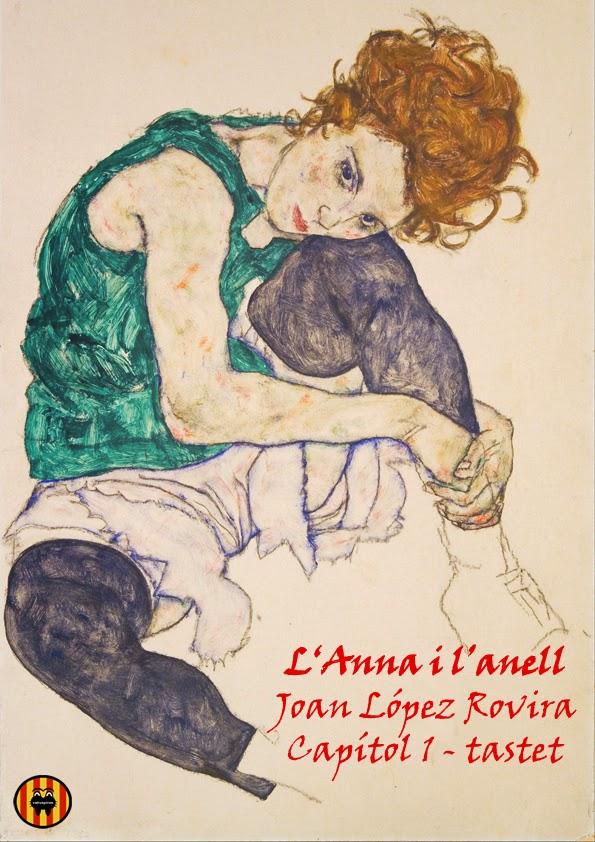 Dona asseguda amb la cama esquerra aixecada - Egon Schiele