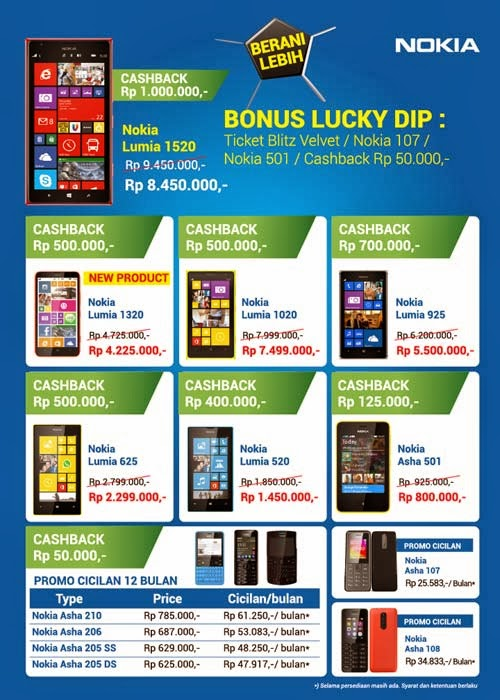 Global Teleshop Promo Nokia di MBC 2014