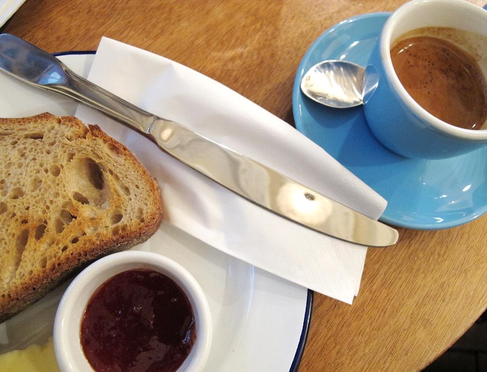 Cafe Rue Villedo Paris