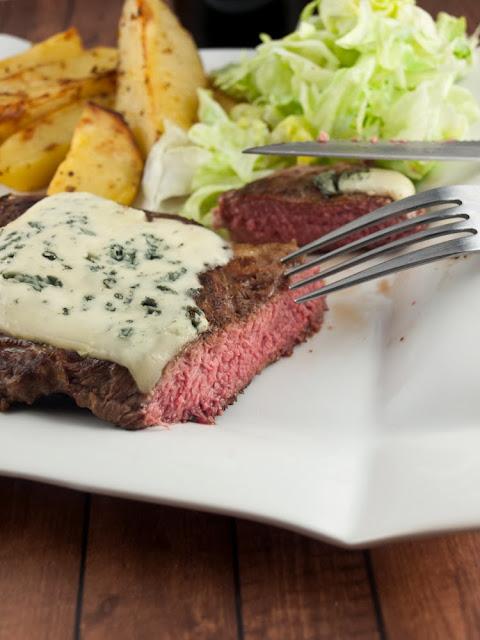 stek antrykot przepis