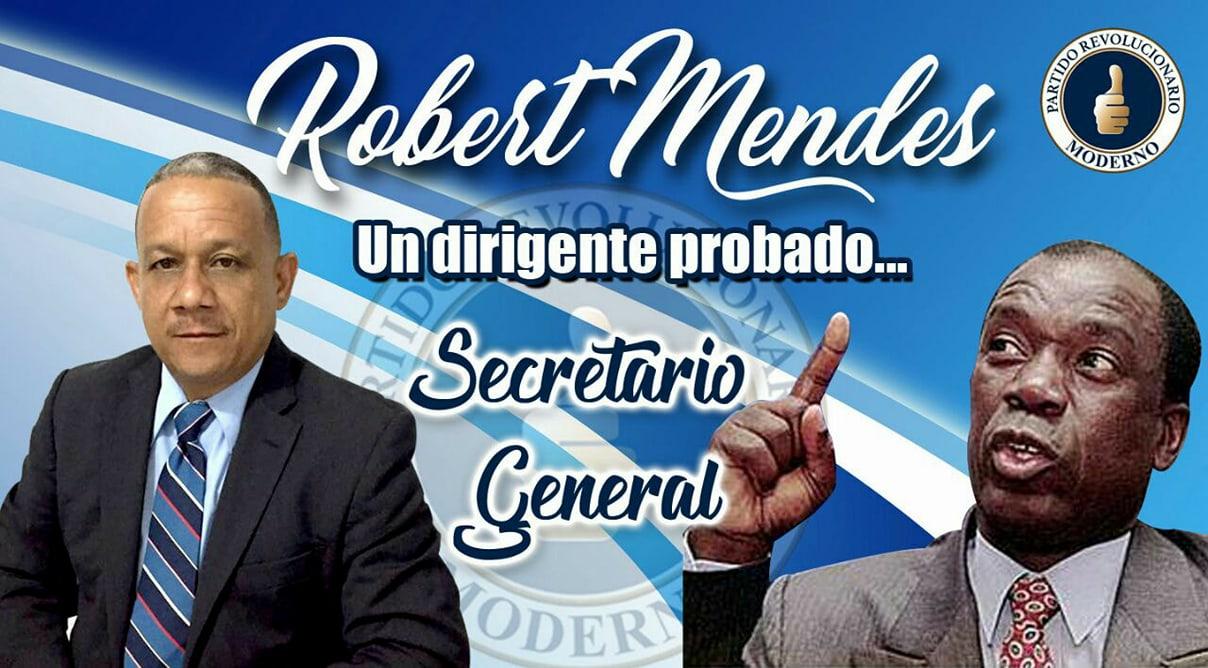 ROBERT MENDEZ