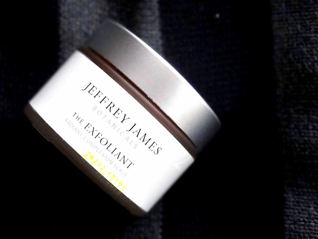 Jeffrey James Botanicals The Exfoliant