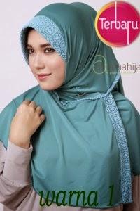 Jilbab Saqina Atiqah Charisa (Toko Jilbab dan Busana Muslimah Terbaru)