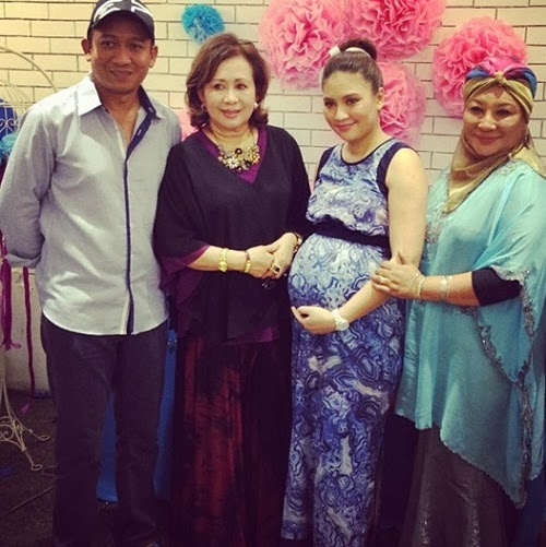 Fasha Sandha Dedah Dalang Cuba Cetus Pertelingkahan Antara ibu & Nora Danish