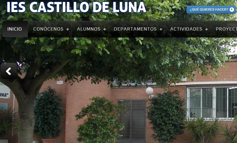 IES Castillo de Luna