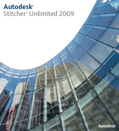 Autodesk Stitcher Unlimited 2009 Serial 11