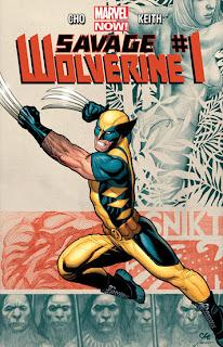 Download Savage Wolverine #1 read online free