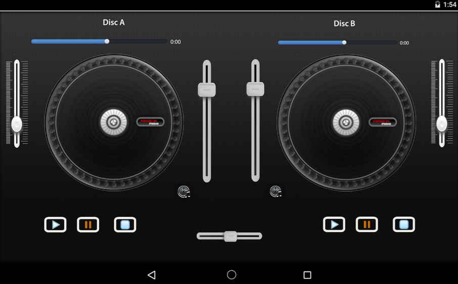 Aplikasi Virtual dj Studio untuk android