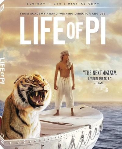Life of Pi 1080p HD MKV Latino