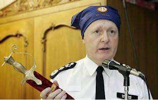 Ian Blair the Sikh