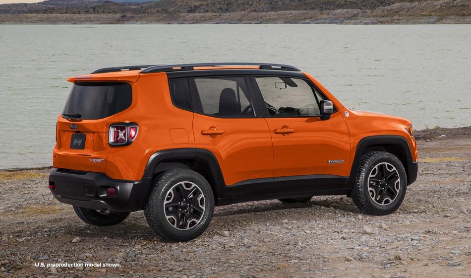 jeep renegade 2016 pre o fotos e ficha t cnica autos novos. Black Bedroom Furniture Sets. Home Design Ideas