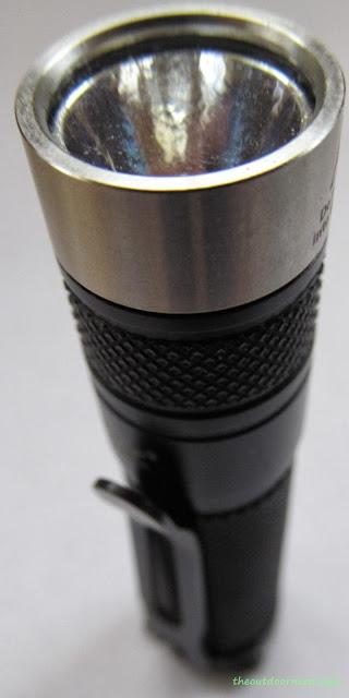 Eagletac D25A Mini 1xAA Flashlight: Tail Stands