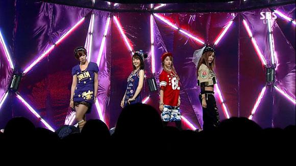 T-ara đáp lại anti-fan bằng sự nỗ lực của các thành viên