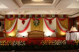 Wedding Stage Decoration Ideas