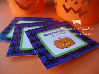 adesivos decoração halloween