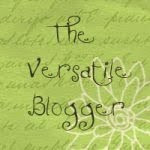 Versatile Bloggers Award